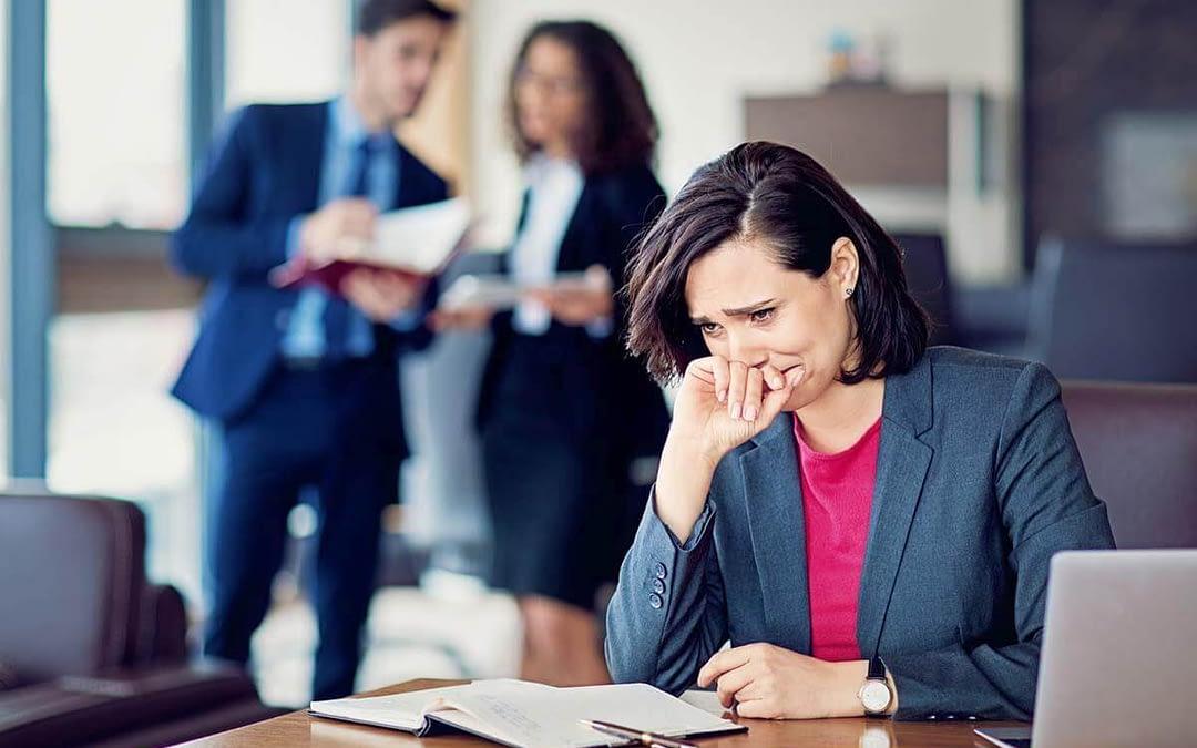 Mobbing und Diskriminierung am Arbeitsplatz
